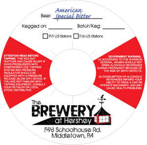 The Brewery At Hershey American Special Bitter