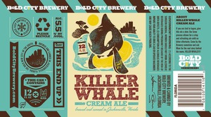 Killer Whale Cream June 2013
