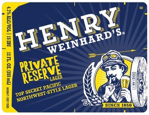 Henry Weinhard's Private Reserve