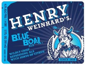 Henry Weinhard's Blue Boar