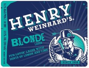 Henry Weinhard's Blonde June 2013