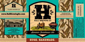 Summer Farmhouse Ale