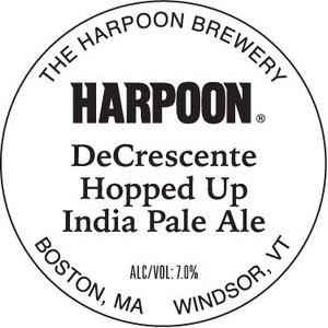 Harpoon Decrescente Hopped Up