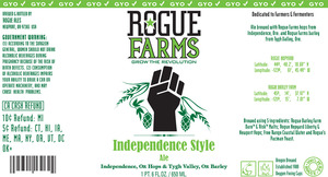 Rogue Independence Style