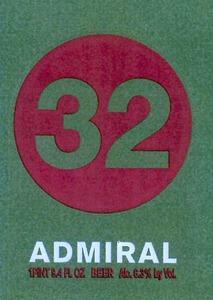 32 Admiral