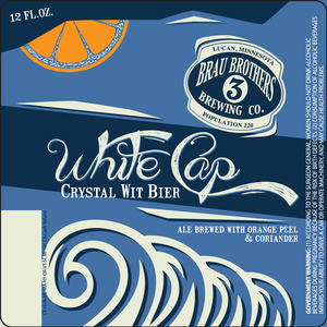 Brau Brothers Brewing Company White Cap