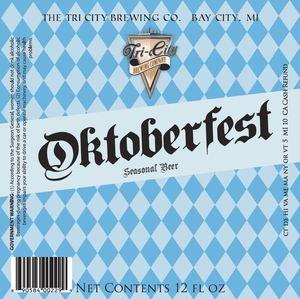 The Tri City Brewing Company Oktoberfest