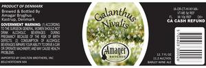 Amagar Bryghus Galanthus Nivalis