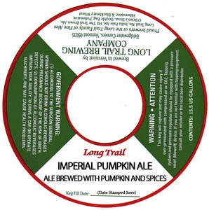 Long Trail Imperial Pumpkin