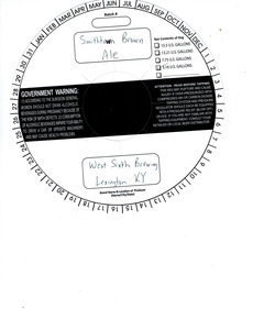 West Sixth Brewing Smithtown Brown Ale