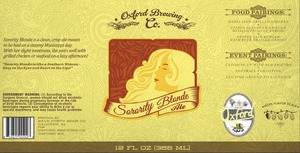 Oxford Brewing Co. Sorority
