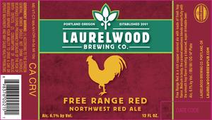 Laurelwood Brewing Co. Free Range Red June 2013