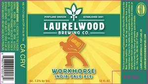 Laurelwood Brewing Co. Workhorse June 2013