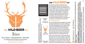 The Wild Beer Co. Bliss