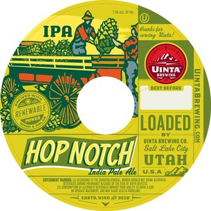 Uinta Brewing Company Hop Notch