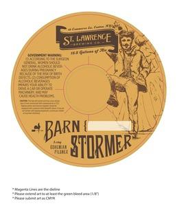 St. Lawrence Brewing Co Barnstormer