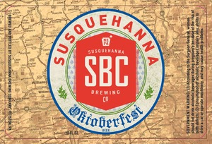 Susquehanna Brewing Company Oktoberfest