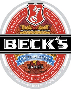 Beck's Oktoberfest
