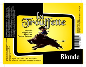 La Trouffette Blonde