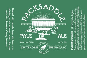 Whitehorse Brewing LLC Packsaddle