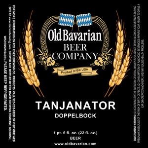 Old Bavarian Beer Company Tanjanator