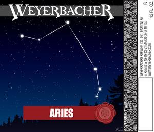 Weyerbacher Aries