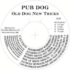 Pub Dog Old Dog New Tricks