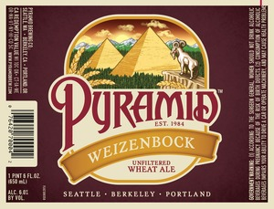 Pyramid Weizenbock