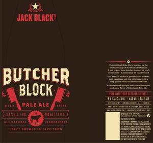 Jack Black Butcher Block