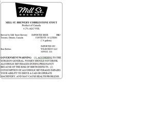 Mill St. Mill St. Brewery Cobblestone
