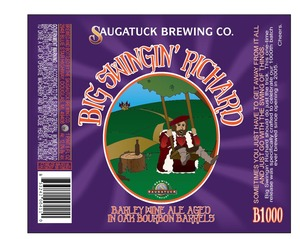 Saugatuck Brewing Company Big Swingin' Richard June 2013