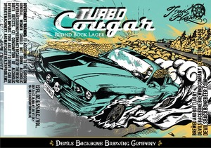 Devils Backbone Brewing Company Turbo Cougar