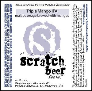 Troegs Scratch Triple Mango IPA
