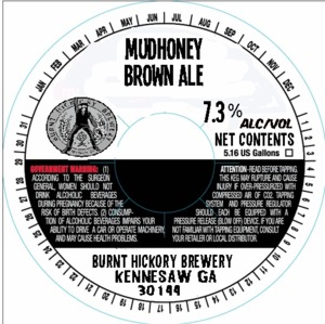 The Burnt Hickory Brewery Mudhoney