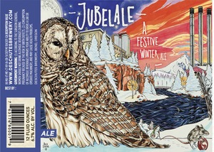 Deschutes Brewery Jubelale June 2013