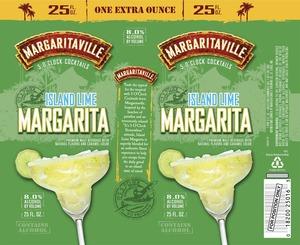 Margaritaville 5 O'clock Cocktails Island Lime Margarita