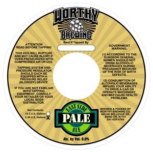 Worthy East Side Pale Ale