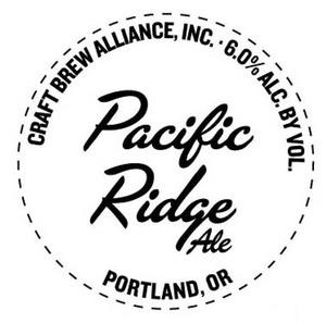 Craft Brew Alliance, Inc. Pacific Ridge