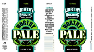 Worthy Pale June 2013