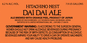 Hitachino Nest Dai Dai