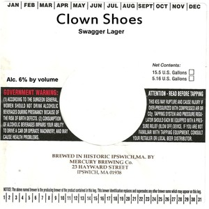 Clown Shoes Swagger