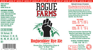 Rogue Roguenbier Rye
