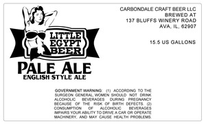 Little Egypt Pale Ale