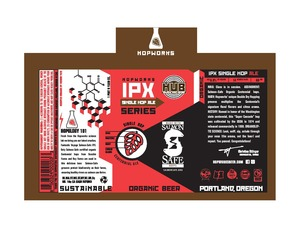 Hopworks Urban Brewery Ipx - Centennial
