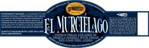 Cigar City Brewing El Murcielago