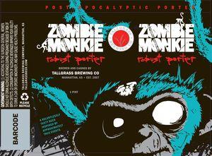 Tallgrass Brewing Co. Zombie Monkie