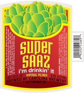 Carolina Brewery Super Saaz