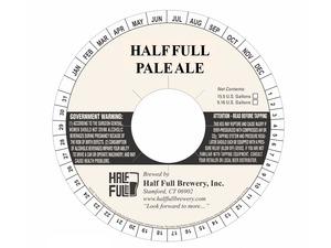 Half Full Pale Ale