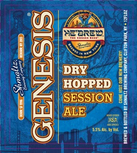 He'brew Genesis Dry Hopped Session