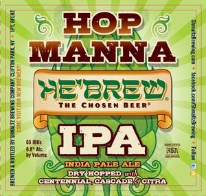 He'brew Hop Manna